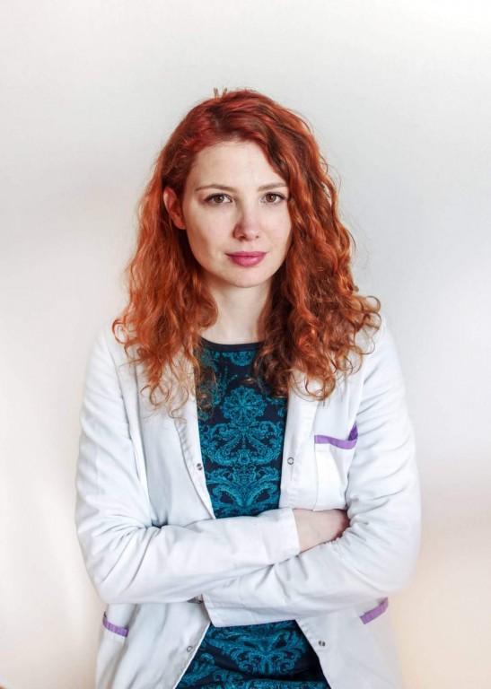 Dr. Ilinca Niță - medic specialist în Psihiatrie pediatrică Cluj